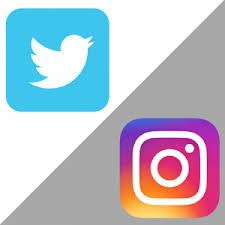 Twitter and IG