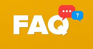 Click here for our FAQs